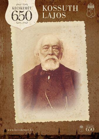 Kossuth Lajos hazatérése