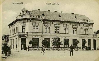 A Nemzeti ‒ Royal épülete