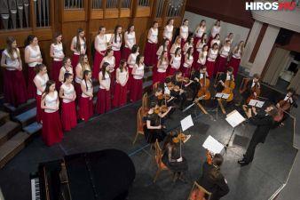 Városköszöntő koncert a Kodály Iskolában